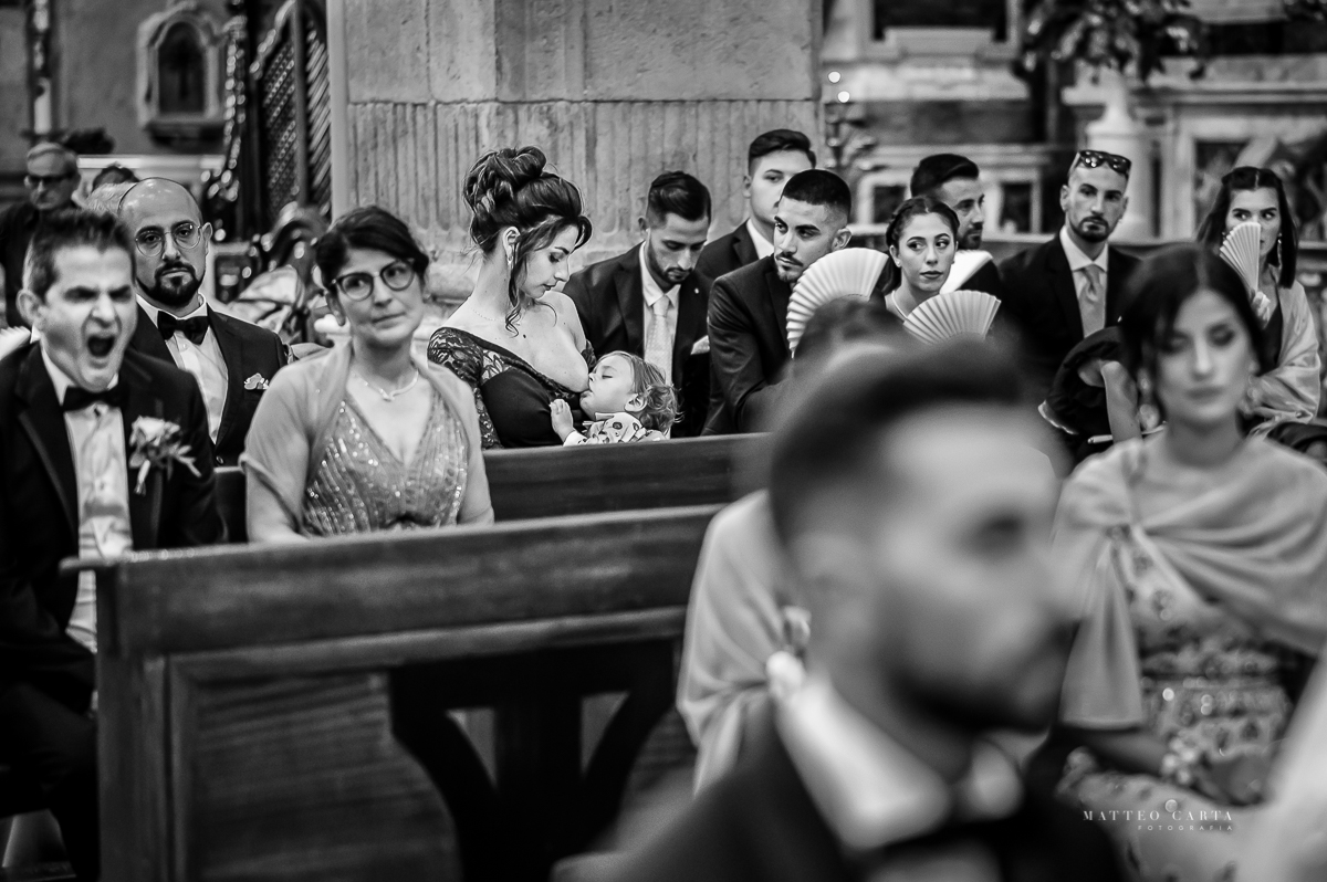 Documentary wedding photographer in Italy